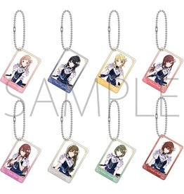 Movic Idolm@ster Shiny Colors Acrylic Keychain Collection A