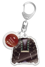 Gift Idolm@ster Shiny Colors SHHis Outfit Keychain