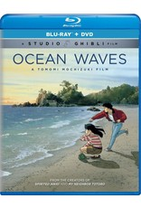 GKids/New Video Group/Eleven Arts Ocean Waves Blu-Ray/DVD