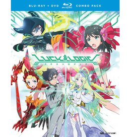 Funimation Entertainment Luck and Logic Season 1 Blu-Ray/DVD*