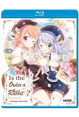 Sentai Filmworks Is the Order a Rabbit? Season 2 Blu-Ray