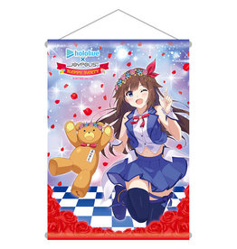 Sega Tokino Sora hololive x Joyopolis Happy Party B2 Wallscroll