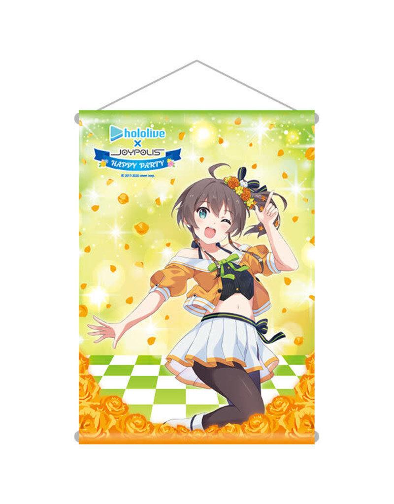 Sega Natsuiro Matsuri hololive x Joyopolis Happy Party B2 Wallscroll