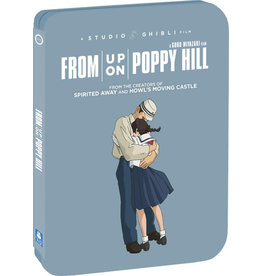 GKids/New Video Group/Eleven Arts From Up on Poppy Hill Blu-Ray/DVD Steelbook
