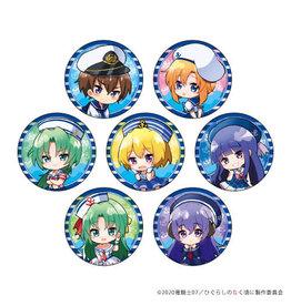 Higurashi no Naku Koro ni Sotsu Marine Vers. Can Badge