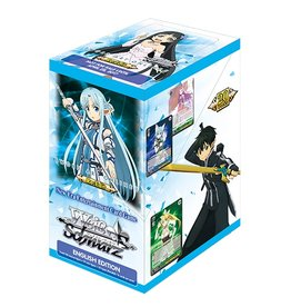 Bushiroad Sword Art online Re:edit (Full Booster Box) Weiss Schwarz