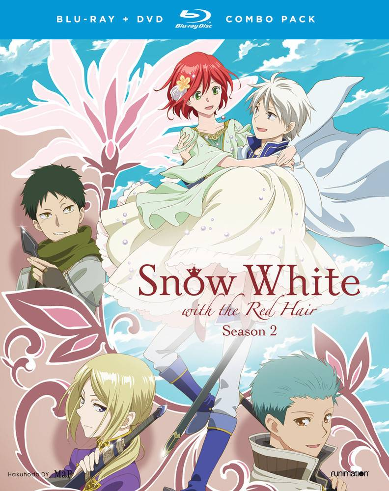 Funimation Entertainment Snow White With the Red Hair Season 2 Blu-Ray/DVD*