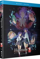Funimation Entertainment Higurashi When They Cry GOU Season 1 Part 1 Blu-ray