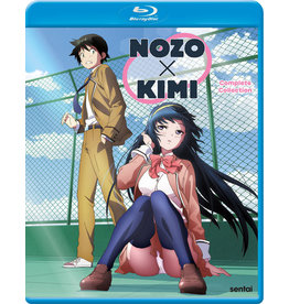 Sentai Filmworks Nozo x Kimi Blu-ray