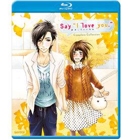 Sentai Filmworks Say I Love You Blu-ray (Re-release)