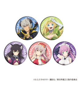 How Not to Summon a Demon Lord Can Badge A3