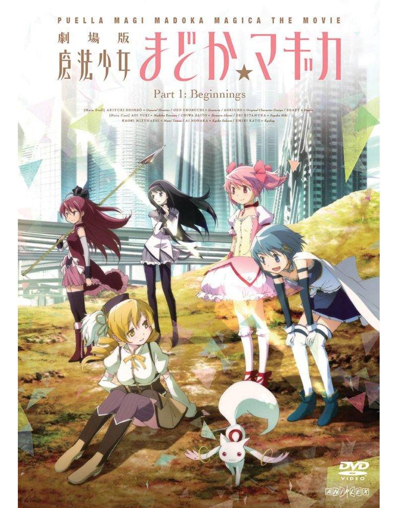 Aniplex of America Inc Puella Magi Madoka Magica the Movie Part 1: Beginnings DVD*