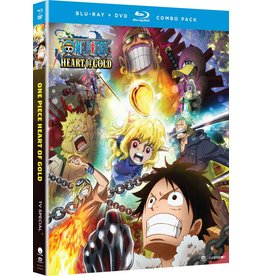 Funimation Entertainment One Piece Heart of Gold TV Special Blu-Ray/DVD