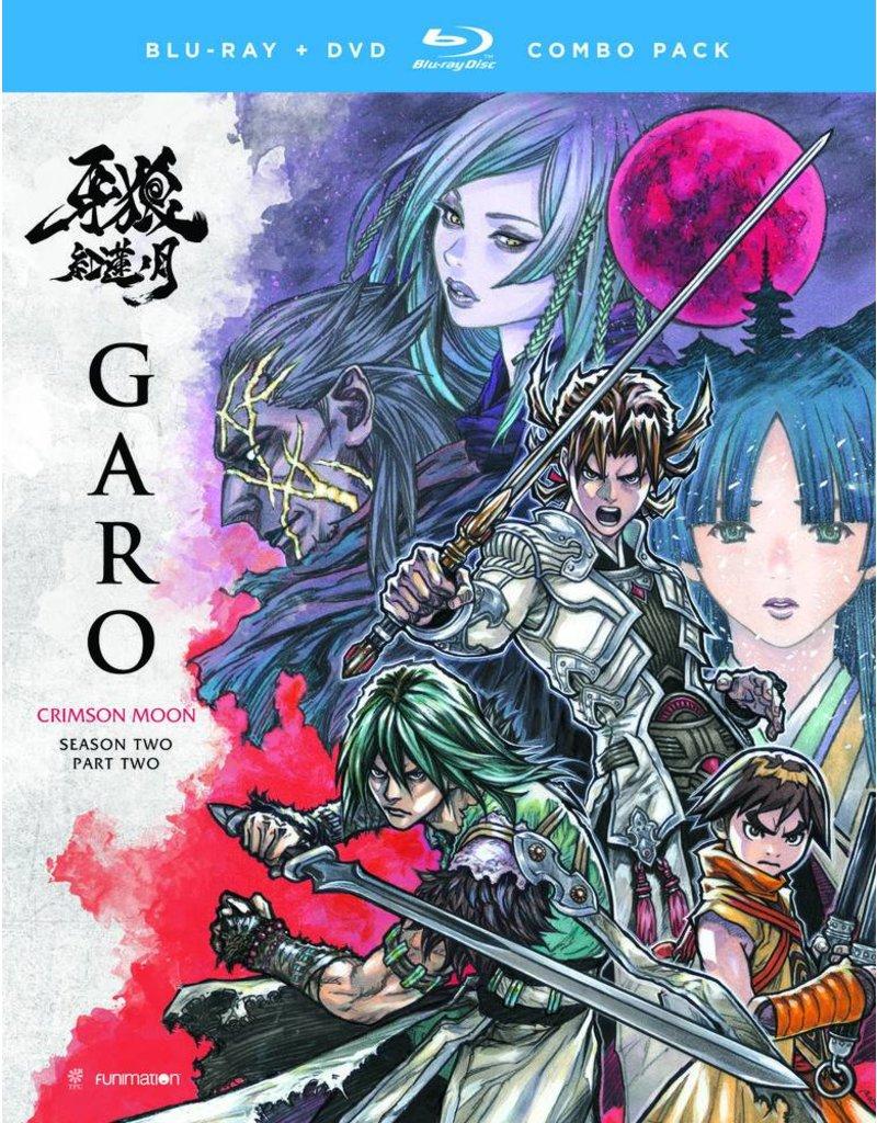 Funimation Entertainment Garo the Animation Season 2 Part 2 Blu-Ray/DVD*