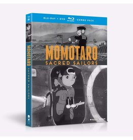 Funimation Entertainment Momotaro Sacred Sailors Blu-Ray/DVD