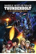 Nozomi Ent/Lucky Penny Gundam Thunderbolt December Sky DVD