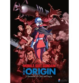 Nozomi Ent/Lucky Penny Gundam The Origin Chronicle of Char and Sayla DVD