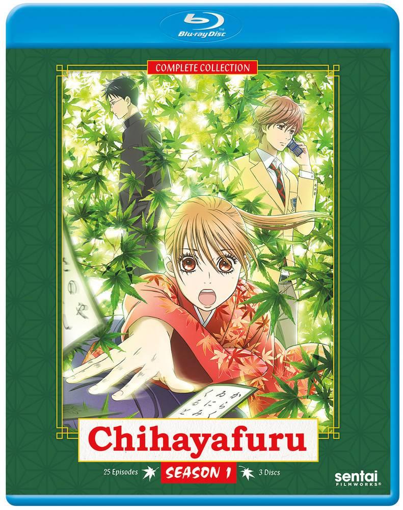 Sentai Filmworks Chihayafuru Season 1 Blu-Ray