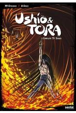 Sentai Filmworks Ushio and Tora DVD