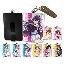 Bandai Namco Idolm@ster Cinderella Girls Pass Case