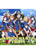 Love Live! Sunshine!! Happy Party Train Blu-Ray/CD Single