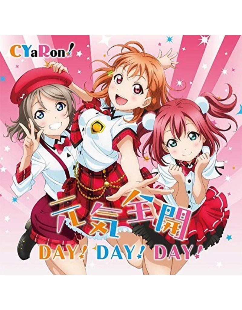 Love Live! Sunshine!! Single - Genki Zenkai Day! Day!Day! (CYaRon)