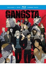 Funimation Entertainment Gangsta Complete Series Blu-Ray/DVD*