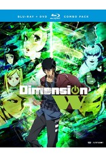 Funimation Entertainment Dimension W Complete Series Blu-Ray/DVD