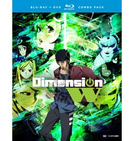 Funimation Entertainment Dimension W Complete Series Blu-Ray/DVD*