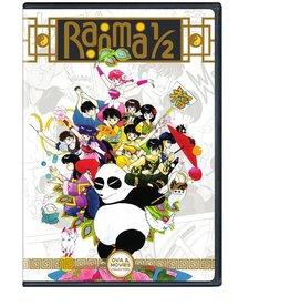 Viz Media Ranma 1/2 OVA and Movie Collection DVD