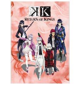 Viz Media K - Return of Kings DVD