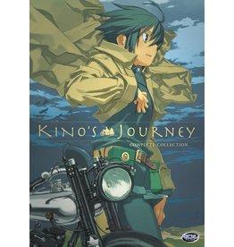 Sentai Filmworks Kino's Journey DVD Complete Collection (Rerelease)