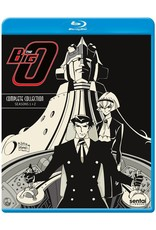 Sentai Filmworks Big O, The Complete Series Blu-Ray