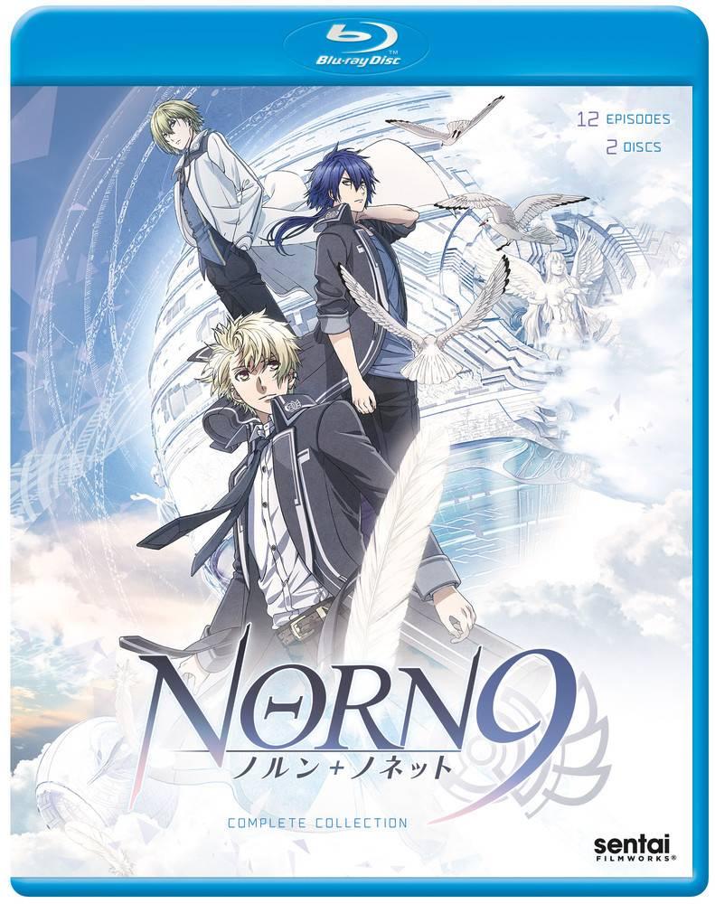 Sentai Filmworks Norn9 Blu-Ray