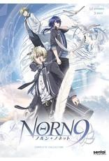 Sentai Filmworks Norn9 DVD