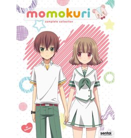 Sentai Filmworks Momokuri DVD