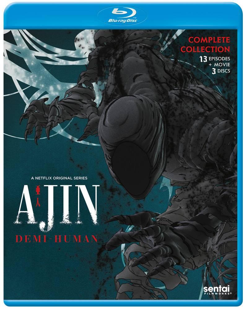 Sentai Filmworks Ajin Blu-Ray