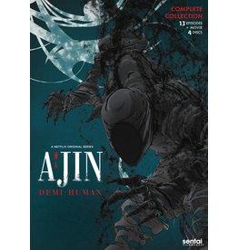 Sentai Filmworks Ajin DVD*