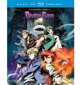 Funimation Entertainment Divine Gate Blu-Ray/DVD*