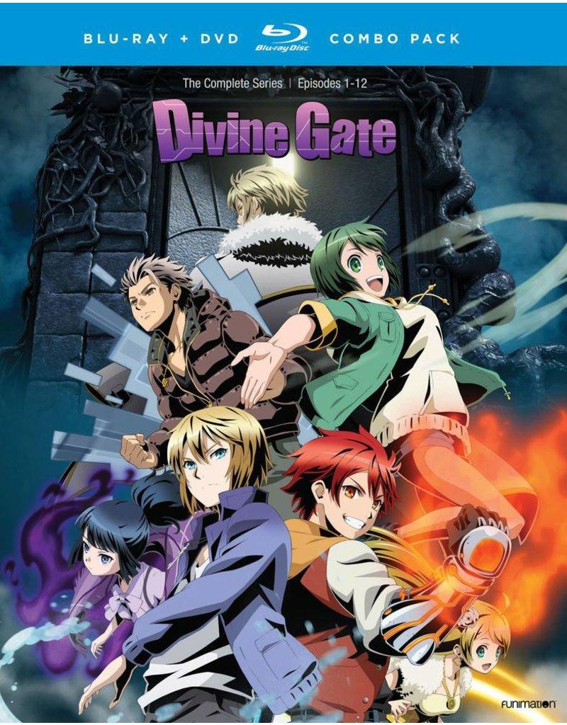 Funimation Entertainment Divine Gate Blu-Ray/DVD*