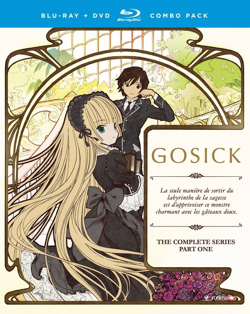 Funimation Entertainment Gosick Complete Series Part 1 Blu-Ray/DVD*