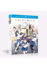 Funimation Entertainment Haruchika Complete Series Blu-Ray/DVD*