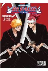 Viz Media Bleach Uncut Set 2 (Eps 21-41) DVD