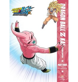 Funimation Entertainment Dragon Ball Z Kai - The Final Chapters Part 3 DVD