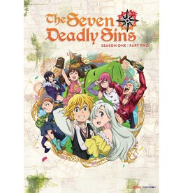 Funimation Entertainment Seven Deadly Sins, The Season 1 Part 2 DVD*