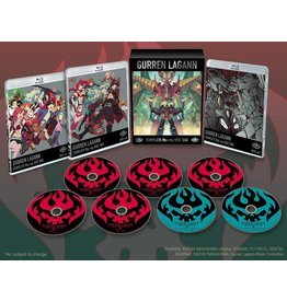 Aniplex of America Inc Gurren Lagann Complete Series Blu-Ray Box Set