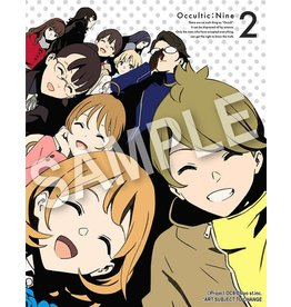Aniplex of America Inc Occultic;Nine Vol. 2 Blu-Ray*