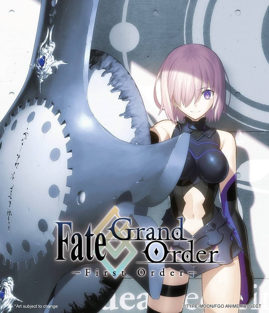 Aniplex of America Inc Fate/Grand Order First Order Blu-Ray