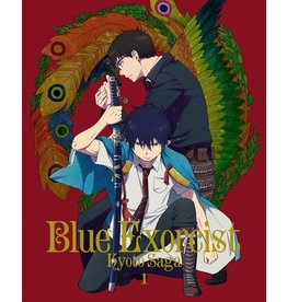 Aniplex of America Inc Blue Exorcist Kyoto Saga Vol. 1 Blu-Ray*