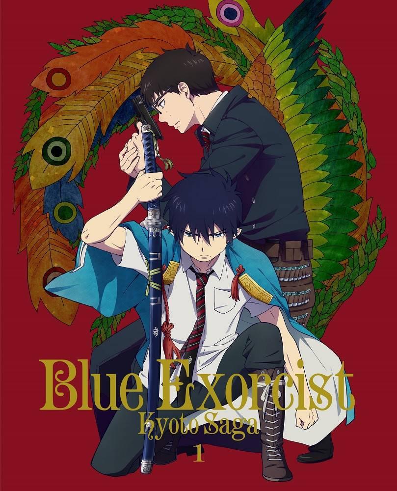 Aniplex of America Inc Blue Exorcist Kyoto Saga Vol. 1 Blu-Ray*
